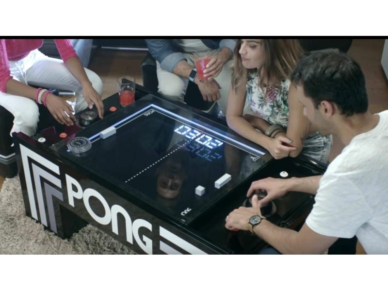 TABLE PING PONG ARCADE - 2