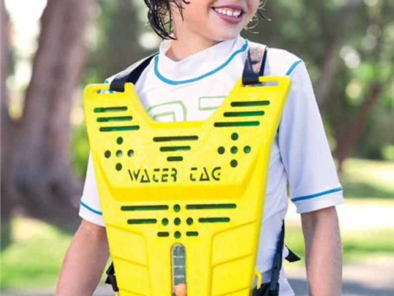WATER TAG - 3
