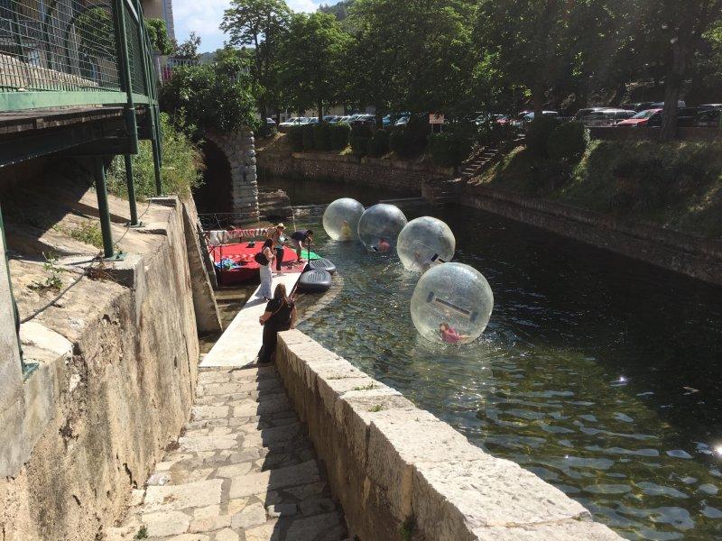 WATERS BALLS - 2